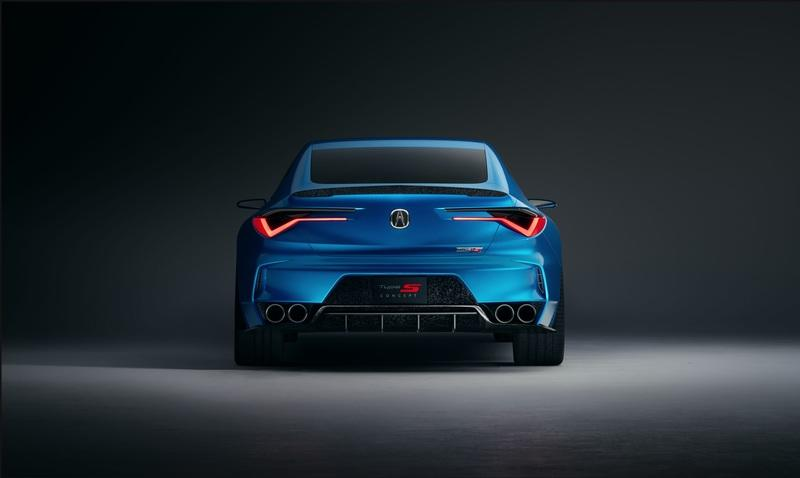 Does the Acura Type S Concept Make a Good Case for Revival of Acura's Performance Arm? - image 855981