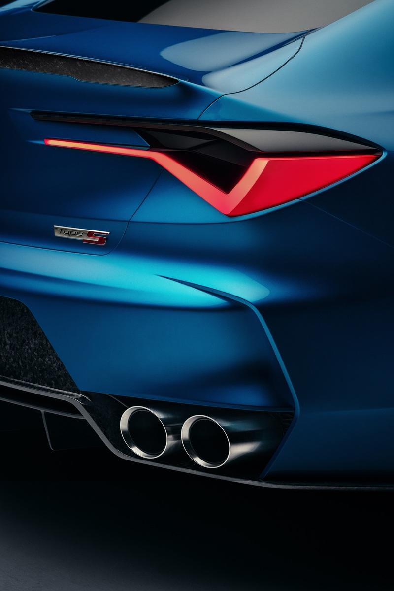 Does the Acura Type S Concept Make a Good Case for Revival of Acura's Performance Arm?