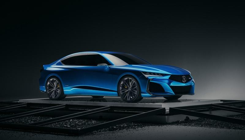 Does the Acura Type S Concept Make a Good Case for Revival of Acura's Performance Arm? - image 855973