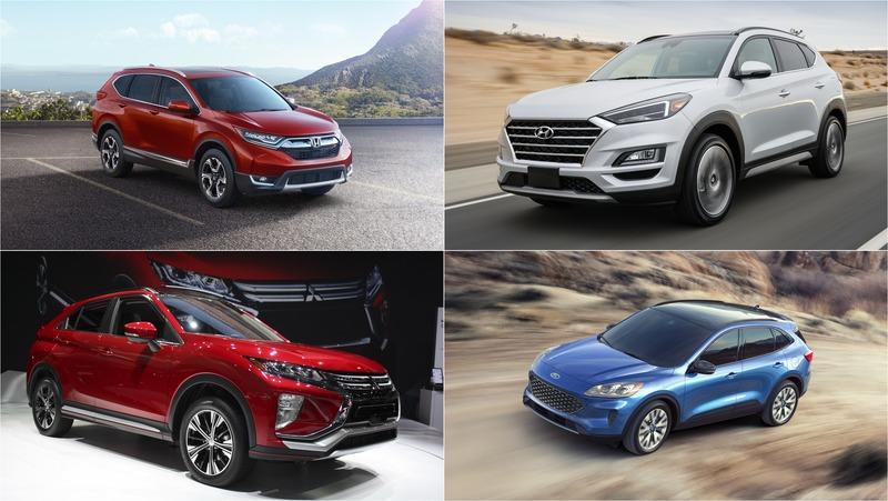 Every Compact Crossover SUV (Ranked From Worst to Best)