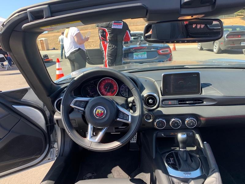 2019 Fiat 124 Abarth and 500 Abarth