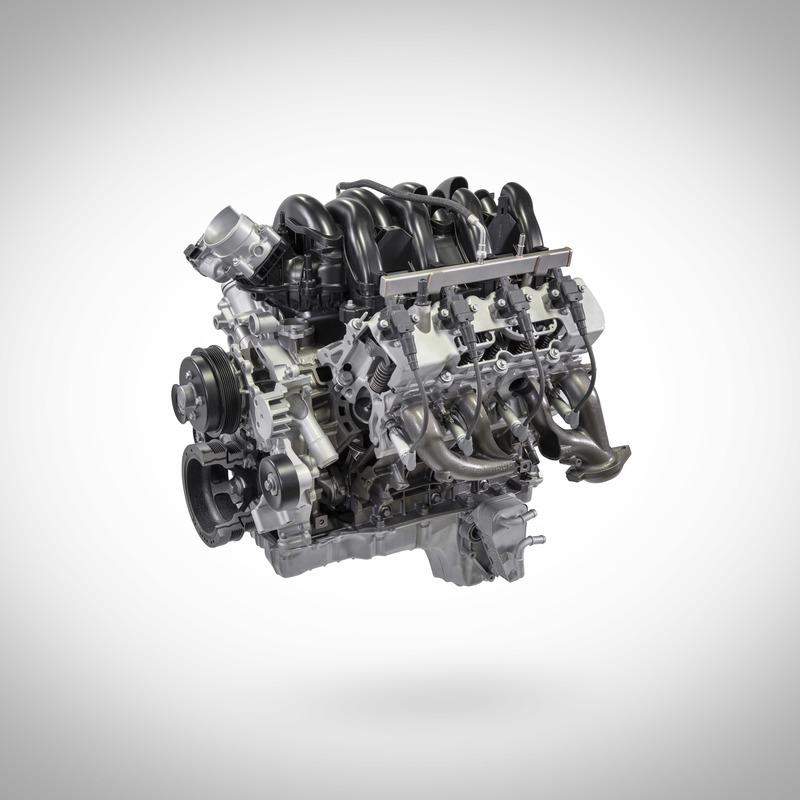 Ford Introduces An All-New 7.3-liter, V-8 Engine For The F-Series Truck