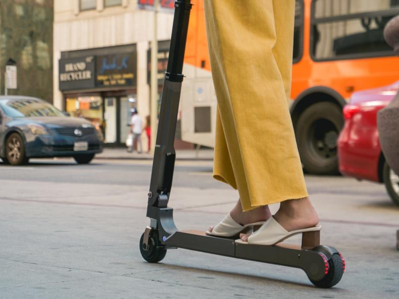 Hyundai Wants an Electric Scooter in Every New Car It Sells
