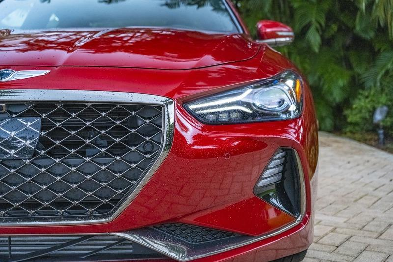 2019 Genesis G70 - Driven Exterior - image 856087