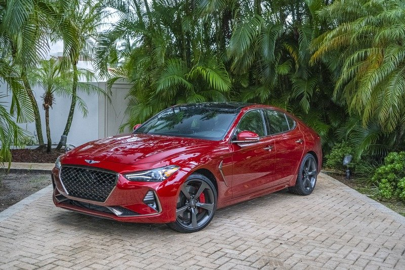 2019 Genesis G70 - Driven Exterior - image 856075