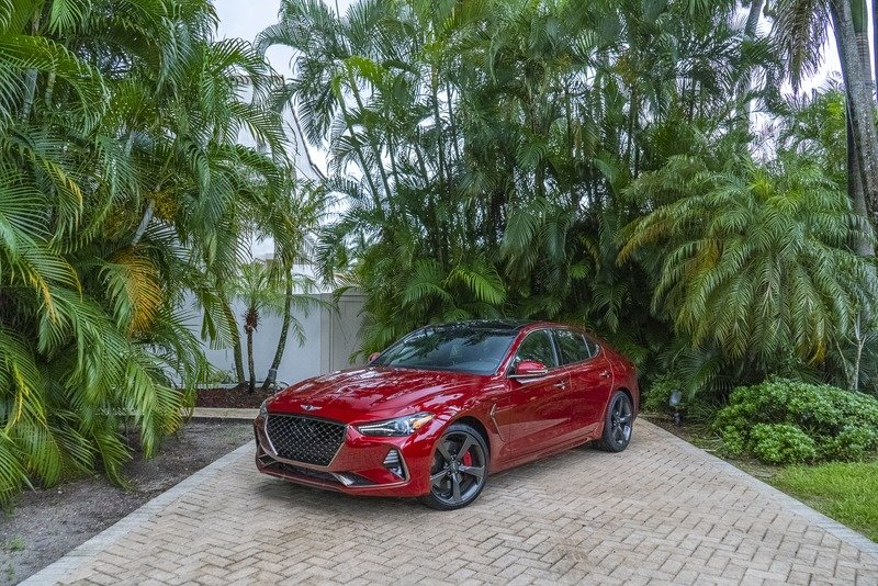 2019 Genesis G70 - Driven Exterior - image 856076