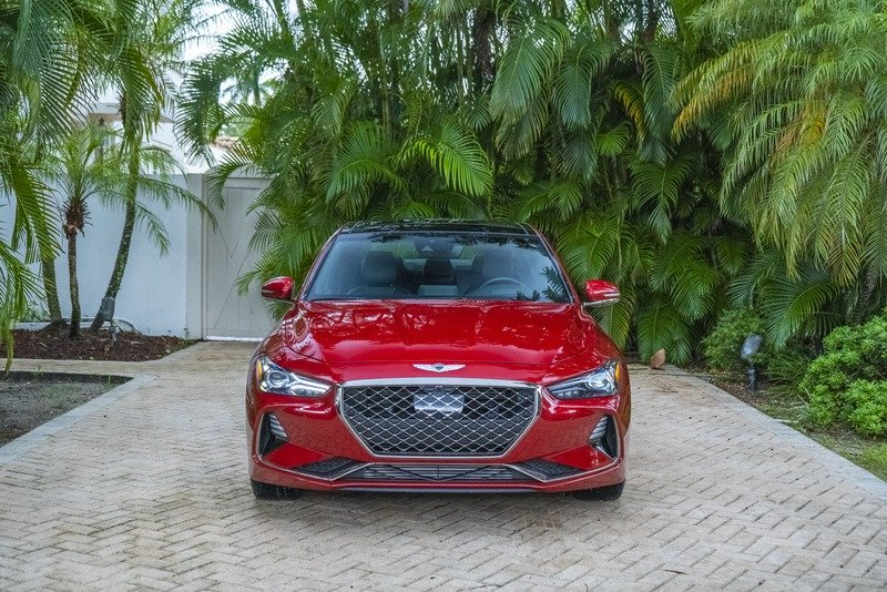 2019 Genesis G70 - Driven Exterior - image 856081