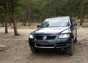 Is the Volkswagen Touareg Really an Undiscovered Off-Roader? - image 854534