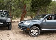 Is the Volkswagen Touareg Really an Undiscovered Off-Roader? - image 854537