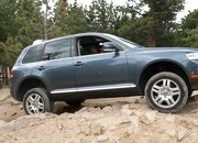 Is the Volkswagen Touareg Really an Undiscovered Off-Roader? - image 854530