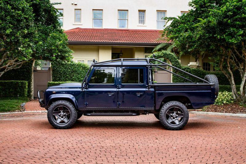Land Rover Defender by ECD Auto Design