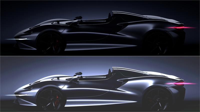 McLaren's New Hyper Roadster Will Be a True Driver's Car; Could Be Lighter Than the F1 and Faster Than the Senna