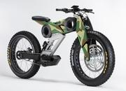 The SUV of Electric Bikes: Moto Parilla Carbon Limited Edition - image 857041