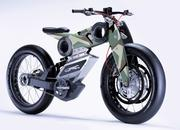 The SUV of Electric Bikes: Moto Parilla Carbon Limited Edition - image 857042
