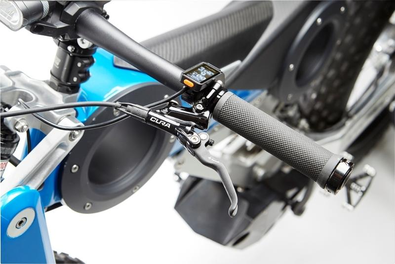 The SUV of Electric Bikes: Moto Parilla Carbon Limited Edition