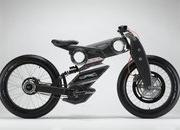 The SUV of Electric Bikes: Moto Parilla Carbon Limited Edition - image 857037
