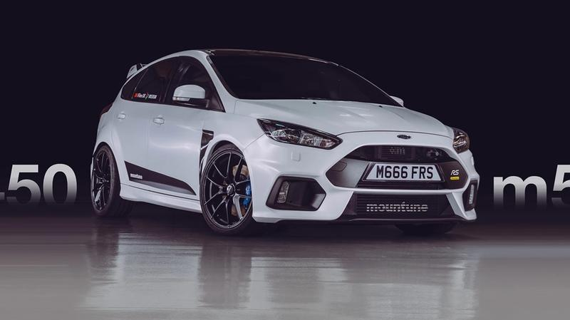 Mountune Performance Can Make Your Mk. 3 Ford Focus RS Deliver Unbelievable Power