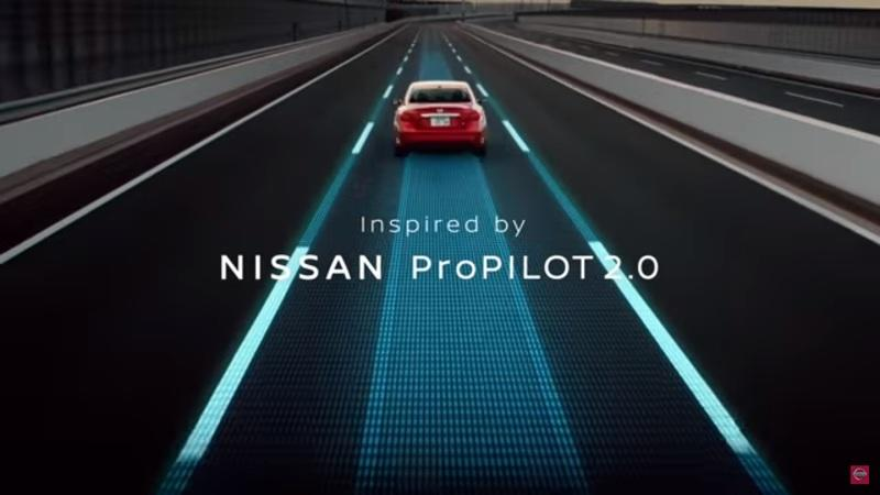Nissan's Self Driving Tech Can Help You...... Golf Like a Pro? - image 858491