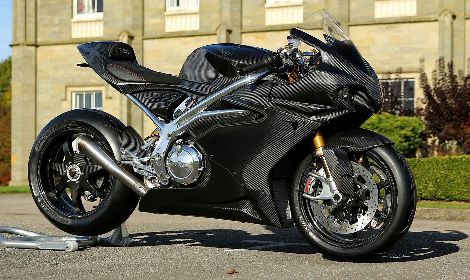 2019 Norton Superlight Pictures Photos Wallpapers Top