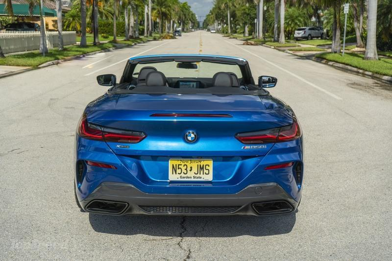 2020 BMW M850i Convertible - Driven - image 857414