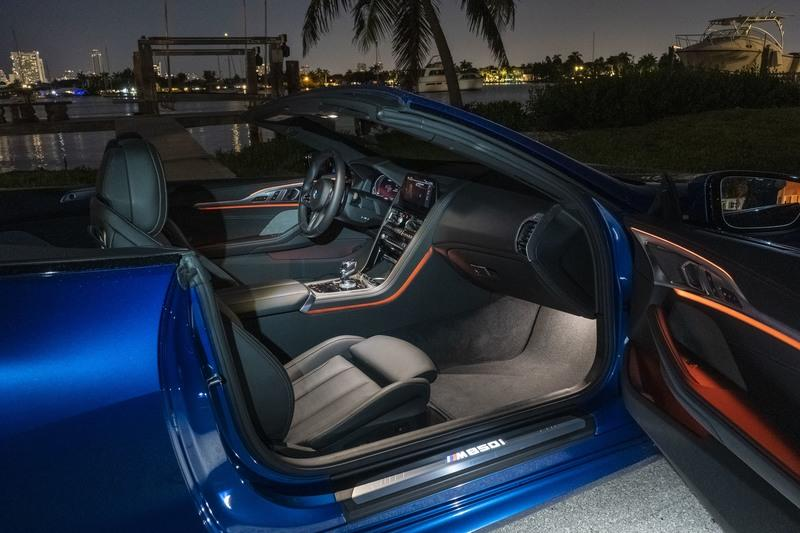 2020 BMW M850i Convertible - Driven - image 857318