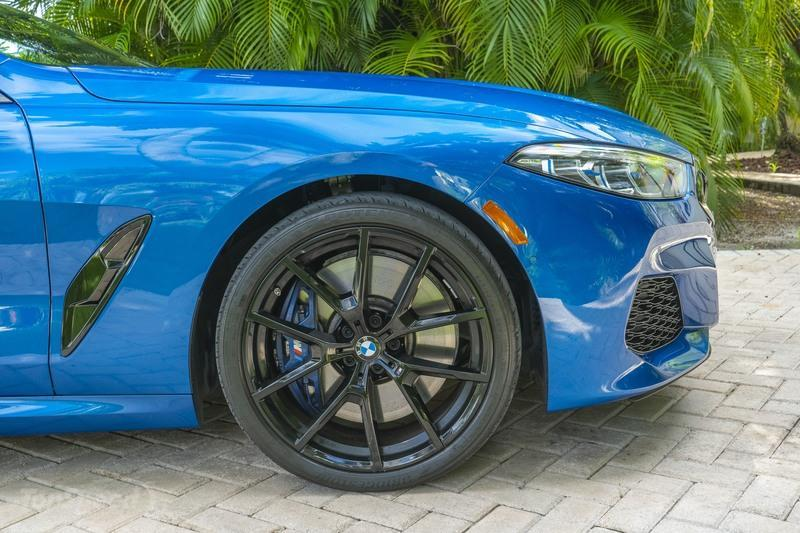 2020 BMW M850i Convertible - Driven - image 857358