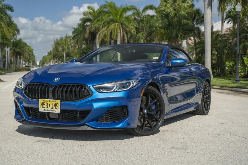 2020 BMW M850i Convertible - Driven - image 857307