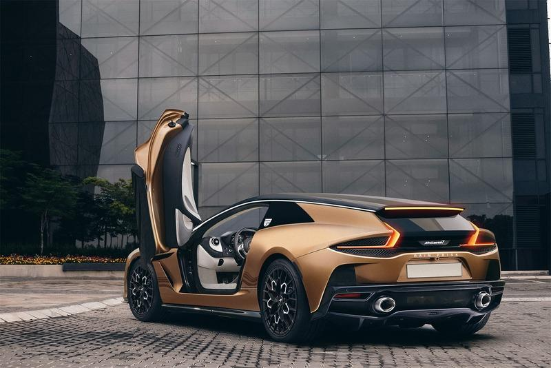Rain Prisk Just Did the Unimaginable to the McLaren GT and We Like It!