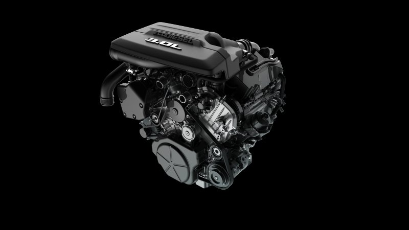 Ram's New EcoDiesel Engine Undercuts The Price of The Competition While Claiming The Top-Spot In The Towing Department Drivetrain - image 856438