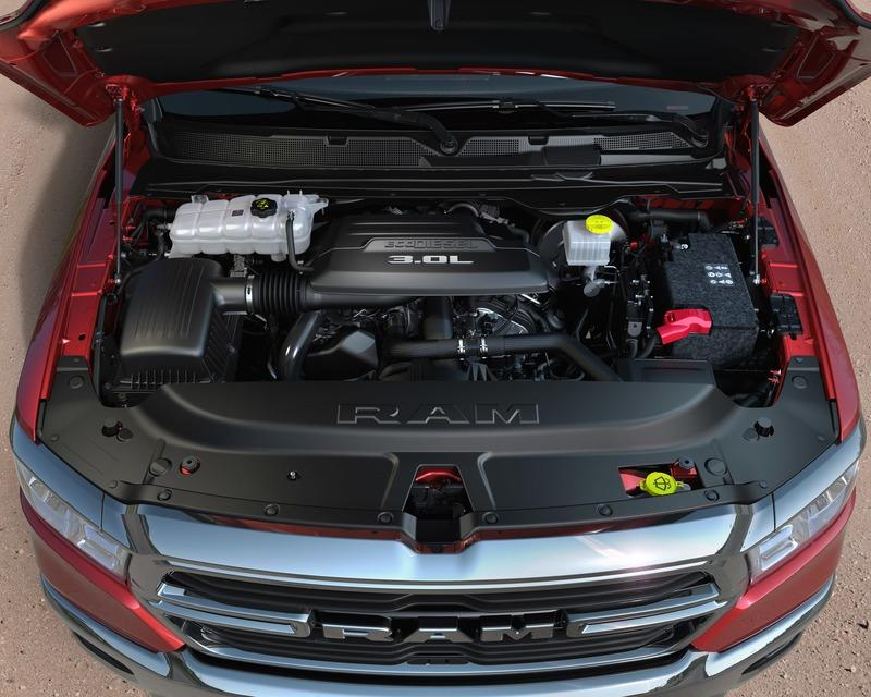 Ram's New EcoDiesel Engine Undercuts The Price of The Competition While Claiming The Top-Spot In The Towing Department