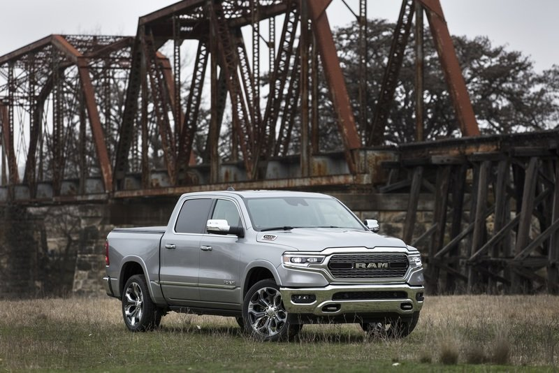 Ram's New EcoDiesel Engine Undercuts The Price of The Competition While Claiming The Top-Spot In The Towing Department Exterior - image 856434