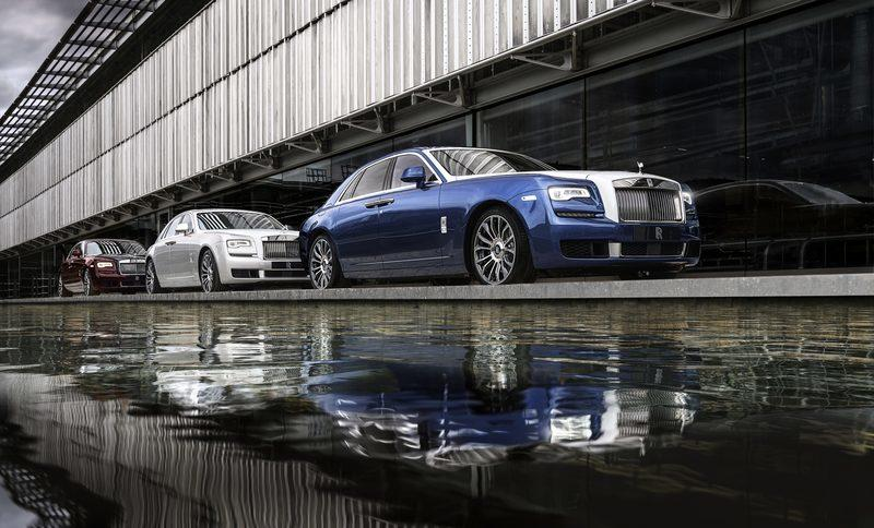 2019 Rolls-Royce Ghost Zenith Collection - image 857763