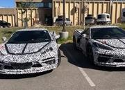 Someone May Have Spotted the C8 Corvette Hybrid but We're Not So Sure - image 858474