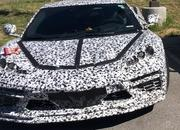 Someone May Have Spotted the C8 Corvette Hybrid but We're Not So Sure - image 858473
