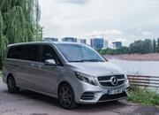 The 2020 Mercedes EQV Is the First Electric Luxury MPV, but Is It More than a V-Class with a Heart of Lithium? - image 856920