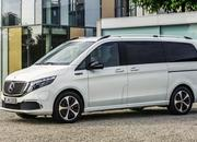 The 2020 Mercedes EQV Is the First Electric Luxury MPV, but Is It More than a V-Class with a Heart of Lithium? - image 857026