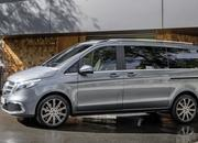 The 2020 Mercedes EQV Is the First Electric Luxury MPV, but Is It More than a V-Class with a Heart of Lithium? - image 857027