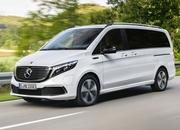 The 2020 Mercedes EQV Is the First Electric Luxury MPV, but Is It More than a V-Class with a Heart of Lithium? - image 857028