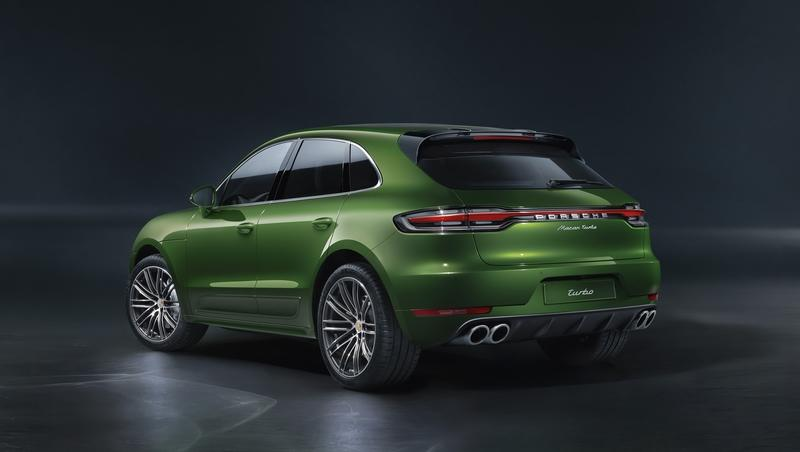 The 2020 Porsche Macan Turbo is Mean as Hell With a Cayenne Heart