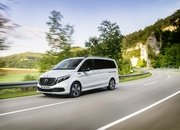The 2020 Mercedes EQV Is the First Electric Luxury MPV, but Is It More than a V-Class with a Heart of Lithium? - image 856600