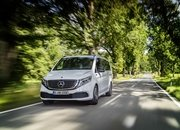 The 2020 Mercedes EQV Is the First Electric Luxury MPV, but Is It More than a V-Class with a Heart of Lithium? - image 856603