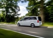 The 2020 Mercedes EQV Is the First Electric Luxury MPV, but Is It More than a V-Class with a Heart of Lithium? - image 856604