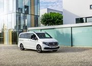 The 2020 Mercedes EQV Is the First Electric Luxury MPV, but Is It More than a V-Class with a Heart of Lithium? - image 856605