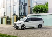 The 2020 Mercedes EQV Is the First Electric Luxury MPV, but Is It More than a V-Class with a Heart of Lithium? - image 856606