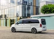 The 2020 Mercedes EQV Is the First Electric Luxury MPV, but Is It More than a V-Class with a Heart of Lithium? - image 856607