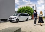 The 2020 Mercedes EQV Is the First Electric Luxury MPV, but Is It More than a V-Class with a Heart of Lithium? - image 856610