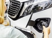 The 2020 Mercedes EQV Is the First Electric Luxury MPV, but Is It More than a V-Class with a Heart of Lithium? - image 856611
