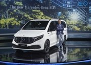 The 2020 Mercedes EQV Is the First Electric Luxury MPV, but Is It More than a V-Class with a Heart of Lithium? - image 856591