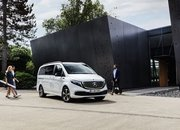 The 2020 Mercedes EQV Is the First Electric Luxury MPV, but Is It More than a V-Class with a Heart of Lithium? - image 856623