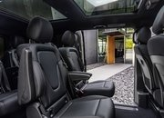 The 2020 Mercedes EQV Is the First Electric Luxury MPV, but Is It More than a V-Class with a Heart of Lithium? - image 856624
